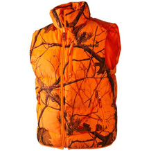 Seeland Yukon Vest - Realtree Orange