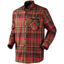 Härkila Newton Skjorte, Rød