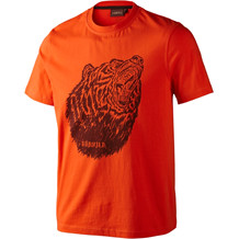 Härkila Fjal T-Shirt, Orange