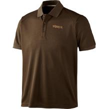 Härkila Gerit Polo Shirt, Brun