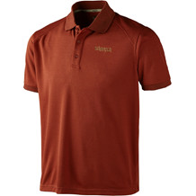 Härkila Gerit Polo Shirt, Orange