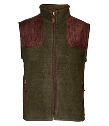 Seeland William II vest - Pine Green