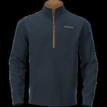 Härkila Sandhem fleece pullover -Dark Navy Melange