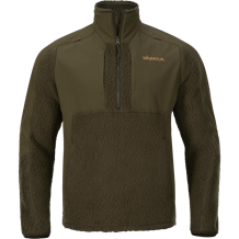 Härkila Polar 1/2 zip Fleece -Willow Green