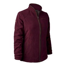 Deerhunter LADY jOSEPHINE FLEECE - Burgundy