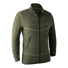 Deerhunter Norden Insulated Fleece -Green Melange