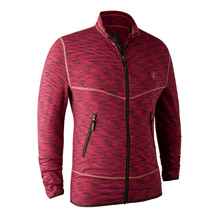 Deerhunter Norden Insulated Fleece -Red Melange