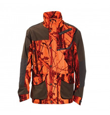 Deerhunter Cumberland Pro Jakke Orange camo
