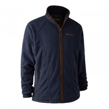 Deerhunter Wingshooter fleece m. membrane -Graphite Blue