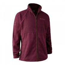 Deerhunter Wingshooter fleece -Burgundy