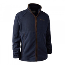 Deerhunter Wingshooter fleece -Graphite Blue