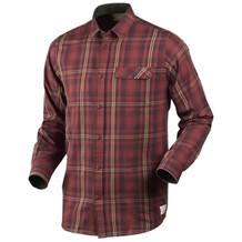 Seeland Gibson Skjorte - Russet Brown Check