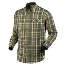 Seeland Gibson Skjorte - Forest Green Check