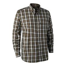 Deerhunter Craig Skjorte - Brown Checkered