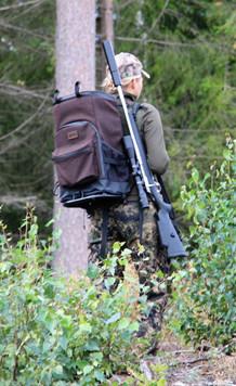 Mjølner Hunting Rygsækstol Bjørn
