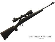 Brugt Remington Model 700 incl. kikkert