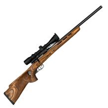 Brugt Savage Model 93R17 Thumbhole m. Kikkert