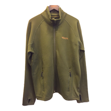 Härkila Herlet fleece - Rifle Green