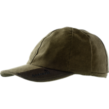 SEELAND Helt Cap -Grizzly Brown
