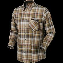 Härkila Newton Skjorte - Tapenade Check