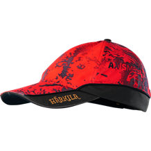 Härkila Lynx Safety Light Cap -Red Blaze