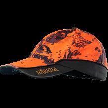 Härkila Lynx Safety Light Cap -Orange Blaze