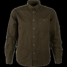 Seeland Flint Skjorte - Dark Olive