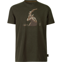 Seeland Flint T-Shirt - Grizzly Brown