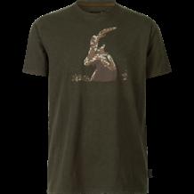 Seeland Flint T-Shirt - Grizzly Brown