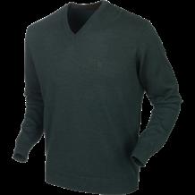 Härkila Glenmore pullover -Deep Forest green