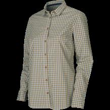 Härkila Selja Lady L/S skjorte -Haritage Blue Check