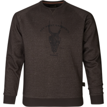 SEELAND Key-point Sweatshirt -After Dark Melange