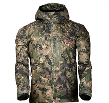 Sitka Downpour Jakke - Optifade Ground Forest