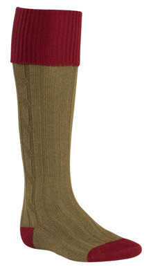 Alan Paine Mens Sock