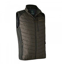 Deerhunter Moor Vatteret Vest m. Strik -Timber