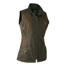 Deerhunter Lady Ann Vest -Deep Green