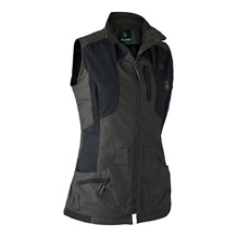 Deerhunter Lady Ann Vest -Black Ink