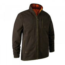 Deerhunter Gamekeeper Fleece jakke Vendbar