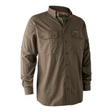 Deerhunter Callum Skjorte -Green Checkered