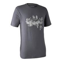 Deerhunter Ceder T-shirt -Iron Melange