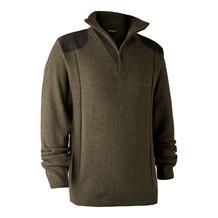 Deerhunter Sheffield Knit zip -Cypress