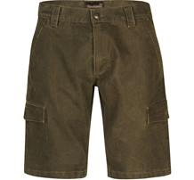Seeland Flint Shorts - Dark Olive