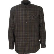 SEELAND Range Skjorte - Meteroite Check