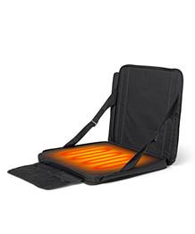 Nordic Heat - Varmesæde med rygstøtte i praktisk bære-taske