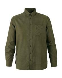 Seeland Clayton Skjorte -  Ivy Green Check
