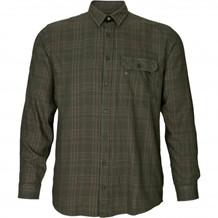 SEELAND Range Skjorte - Wren Check