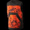 Härkila Lynx Safety vest -Orange Camo
