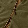 Härkila Sandhem fleece vest -Dusty lake green melange