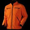 Härkila Kamko fleece -Hunting Green/Orange Blaze