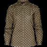 Seeland Erin Lady Skjorte -  Green Tile
